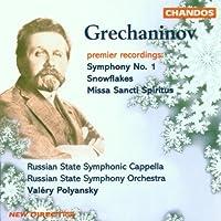 Grechaninov: Symphony No.1 & Snowflakes (2013-05-03)