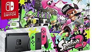 Nintendo Switch スプラトゥーン2セット