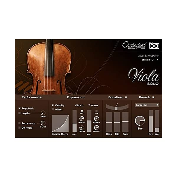 UVI Orchestral Suite エ...の紹介画像17