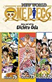 One Piece (Omnibus Edition), Vol. 26: Includes vols. 76, 77 &78 (26)