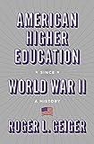 American Higher Education Since World War II: A History (William G. Bowen)