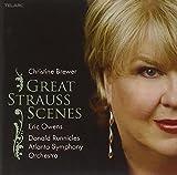 Great Strauss Scenes by Christine Brewer (2010-07-27) 画像