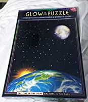 Illuminations Glow in the Dark Moon, Earth, Sun 250 Piece Puzzle