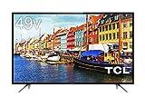 TCL 49V型 フルハイビジョン 液晶 テレビ 外付けHDD対応 裏番組録画 HDMI4端子対応 49D2900F