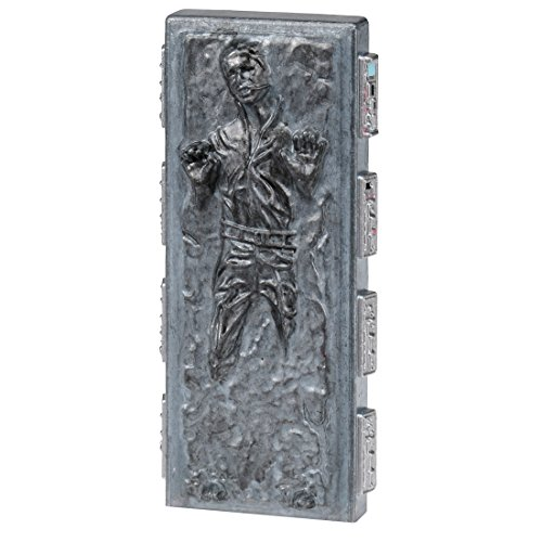 Meta core star and wars # 16 Han / Solo (Carbonite) height 78 mm painted die-cast action figure