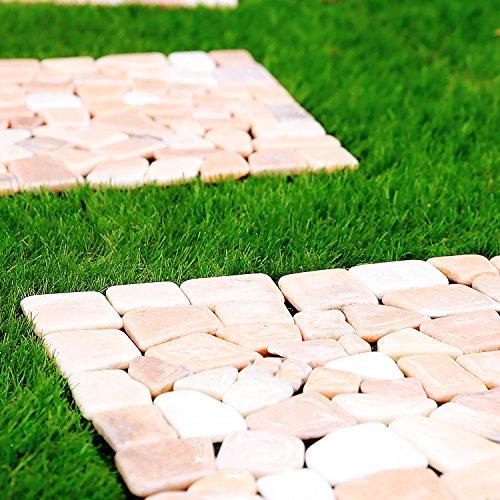 LOWYA(ロウヤ) ガーデンタイル 10枚セット