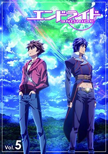エンドライド Vol.5  Blu-ray
