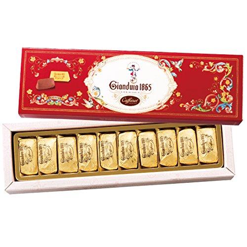 イタリア 土産 カファレル ジャンドゥーヤチョコレート(袋付) 1箱 (海外旅行 イタリア お土産)