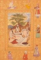 Hindu Sadhus–Watercolor Painting On Paper–アーティスト: Navneet Parikh