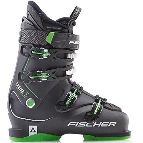 [해외]FISCHER (피셔) CRUZAR 8 THERMOSHAPE 스키 부츠 성인 U09415/FISCHER (Fischer) CRUZAR 8 THERMOSHAPE ski boots for adult U09415
