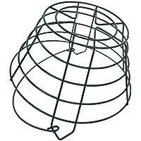 P Prettyia アクセサリー ゴルフレンジスチールワイヤバケット ゴルフボールコンテナバスケット 全2サイズ - フィット30ボール