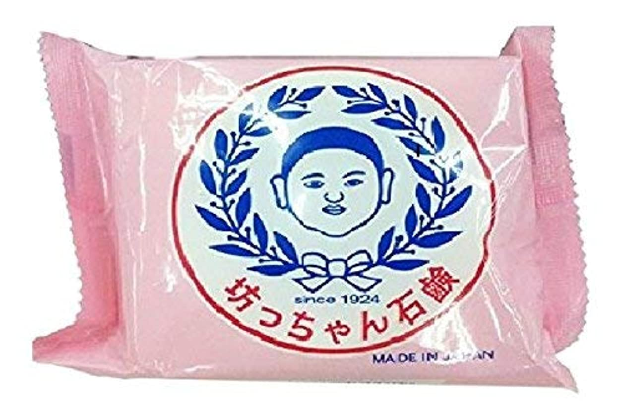 有望マーク拡散する【まとめ買い】坊っちゃん石鹸 釜出し一番 175g ×4個