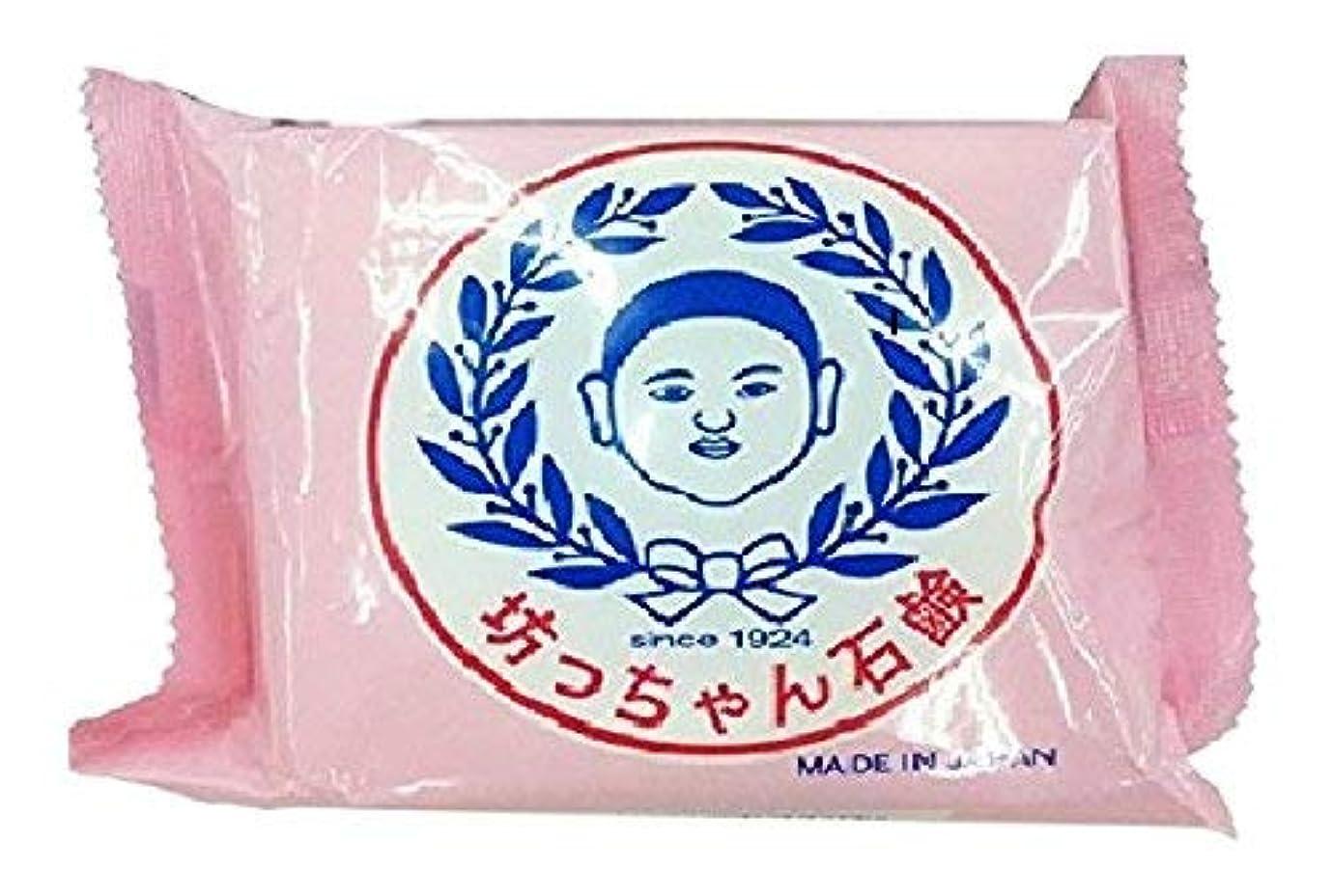 フレキシブル理容師ハッチ【まとめ買い】坊っちゃん石鹸 釜出し一番 175g ×4個