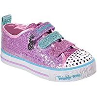 Skechers Australia Twinkle LITE - Mermaid Magic Girls Training Shoe