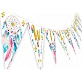 Wild One Banner Pennant - Boho Party Banner
