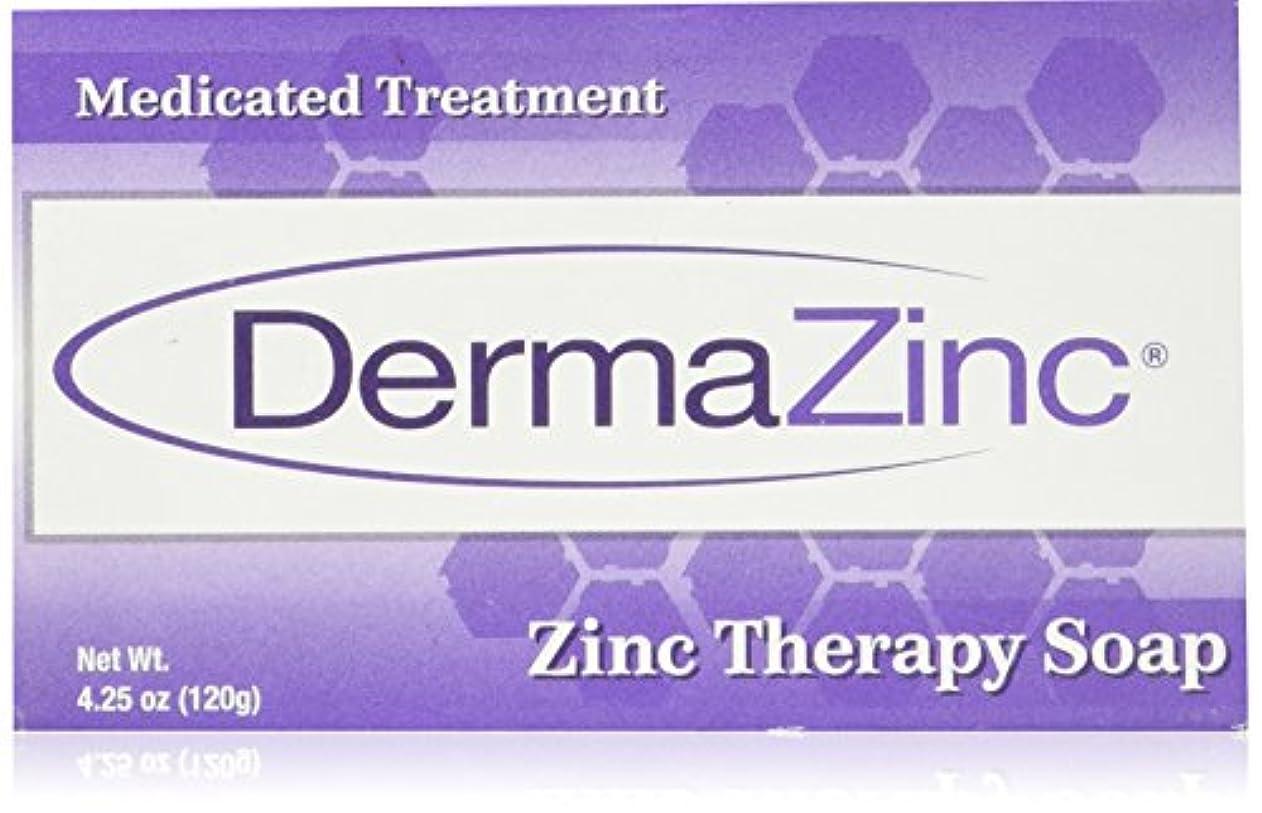 分泌する原油ひねりDermaZinc バー2%120Gm