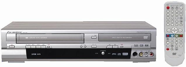 DXアンテナ Hi-Fiビデオ一体型DVD-RW/Rレコーダー DVR-120V