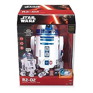 シンクウェイ・トイズ スマートロボット スター・ウォーズ/フォースの覚醒 R2-D2 高さ約41センチ プラスチック製 塗装済みリモートコントロールロボット