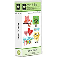 Cricut Lite Cartridge - Hoot 'n' Holler by Cricut