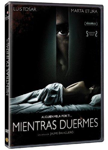 Sleep Tight [Alguien Vela Por Ti... Mientras Duermes] DVD [Region 2 Import] Luis Tosar Marta Etura by Luis Tosar