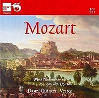 モーツァルト:管楽のためのディヴェルティメント集(Mozart: Wind Diventimentos - Danzi Quintet - Vester)[2CDs]