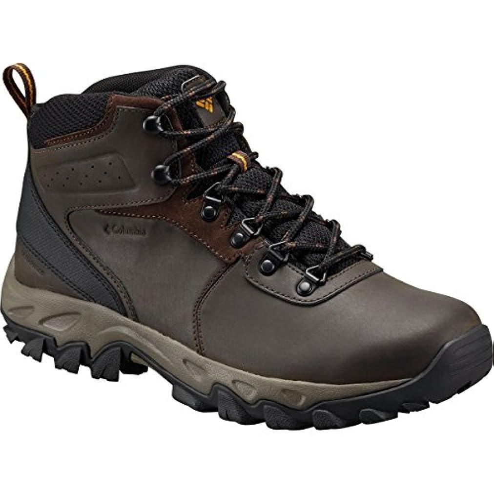 ティーンエイジャーまつげ極地[Columbia] (コロンビア) Newton Ridge Plus II Waterproof Hiking Boot メンズ ハイキングシューズ [並行輸入品]