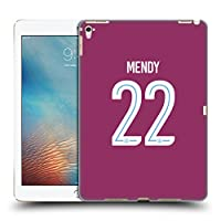 オフィシャルManchester City Man City FC Benjamin Mendy 2017/18 プレイヤーズ・アウェーキット グループ 2 iPad Pro 9.7 (2016) 専用ハードバックケース
