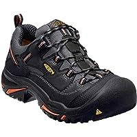 (キーン) Keen Utility メンズ シューズ・靴 Braddock Low Steel Toe Work Shoe [並行輸入品]