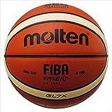 molten (モルテン) バスケットボール7号球 国際公認球 GL7X BGL7X 1710