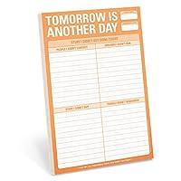 Knock Knock Memo Pad、明日は明日の日(12273)