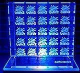 ジャグラー LED発光クリスタル プレミアデザイン