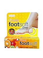 Finale, 2 packs of Foot Soft Cream, Helps Repair Cracked Heels Cream 30 G