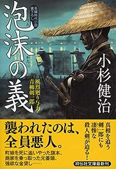 泡沫の義 風烈廻り与力・青柳剣一郎 (祥伝社文庫)