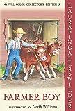 Farmer Boy: Full Color Edition (Little House)
