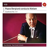 Paavo Berglund conducts Neilsen