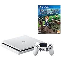 PlayStation 4 グレイシャー・ホワイト 500GB (CUH-2100AB02) + ガールズ&パンツァー ドリームタンクマッチ セット