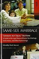 Defending Same-Sex Marriage [3 volumes] (Praeger Perspectives) (v. 1-3)【洋書】 [並行輸入品]