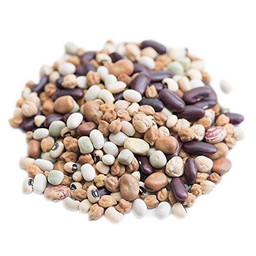 神戸アールティー ミックスビーンズ 3kg(1kg×3袋) 乾燥豆 ミックス豆