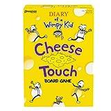 Pressman Diaryof a Wimpy Kid チーズタッチゲーム - 友達について学ぶ間にレースを