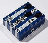 CENTRAL LEAGUE FX SERIES ODD-1 セントラル・リーグ6球団公認! 各球団マスコットがデザインされたオーバードライブ ペダル