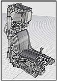 トゥルーディテール 1/32 NACES SJU-17 インジェクションシート プラモデル用パーツ TDP32903