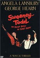 Sweeney Todd: Demon Barber of Fleet Street [DVD] [Import]