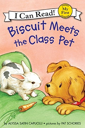 Biscuit Meets the Class Pet (My First I Can Read)の詳細を見る