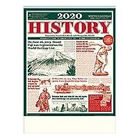 ダイシン 2020 ヒストリーカレンダー 世界の歴史