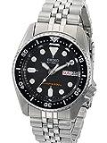 セイコー Seiko SKX013K2 Black Dial Automatic Divers Midsize Watch 男性 メンズ 腕時計 【並行輸入品】
