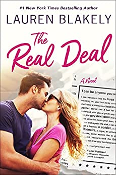 The Real Deal: A Novel by [Blakely, Lauren]