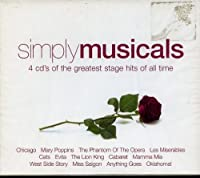 Simply Musicals by Various Artists (2004-09-01)