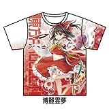 東方Project C93 限定 フルグラフィックTシャツ 博麗霊夢 博麗神社夏祭りVer. L