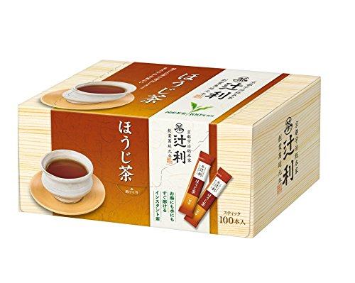 辻利 インスタントほうじ茶 70g