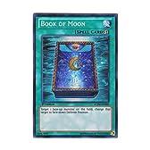 遊戯王 英語版 LCJW-EN288 Book of Moon 月の書 (シークレットレア) 1st Edition